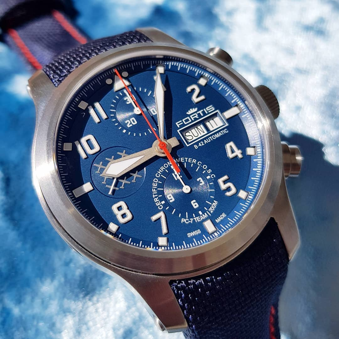 The sky's the limit – aviation watches that stand the test of time