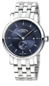 Teutonia II Small Second Blue Dial M1-33-42-MB