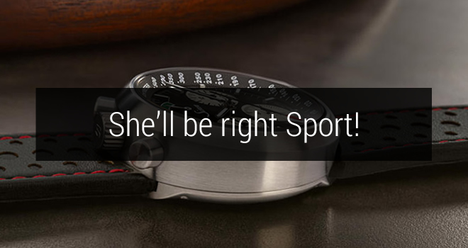 She'll be right Sport