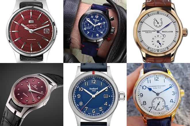 Well Match Watches – the perfect picks