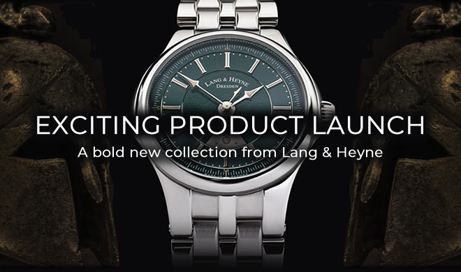 A bold new collection from Lang & Heyne