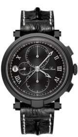 Blue Chip Chronograph black PVD