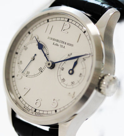 99.2 Silver Dial (applied indices)