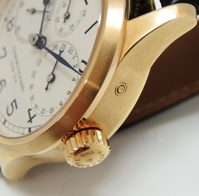 99.3 Rose Gold Silver Dial