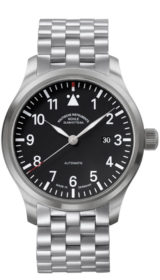 Terrasport I black dial (steel band) M1-37-34-MB