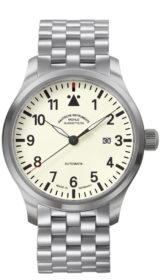 Terrasport I cream dial (steel band) M1-37-37-MB