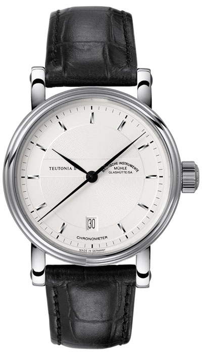 Teutonia II Chronometer M1-30-45-LB