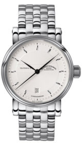 Teutonia II Chronometer (steel band) M1-30-45-MB