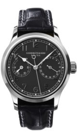 99.5 Black Dial (applied indices)