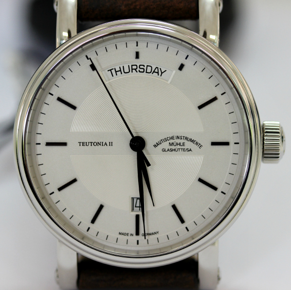 MÜHLE – Teutonia II Day/Date M1-33-65-LB