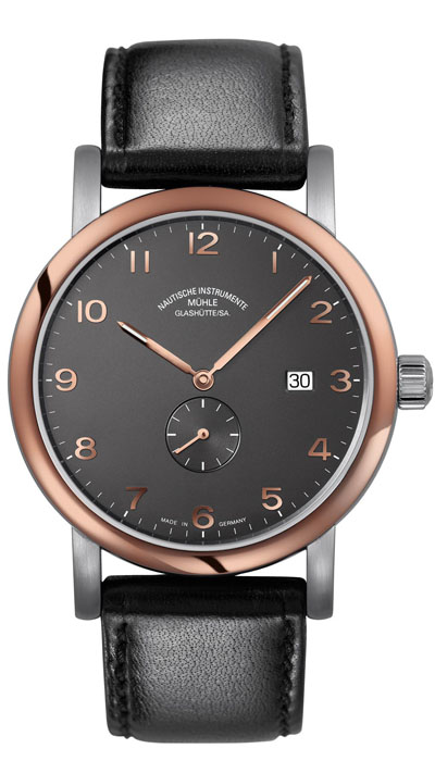 Antaria Small Second Rose Gold M1-39-67-LB