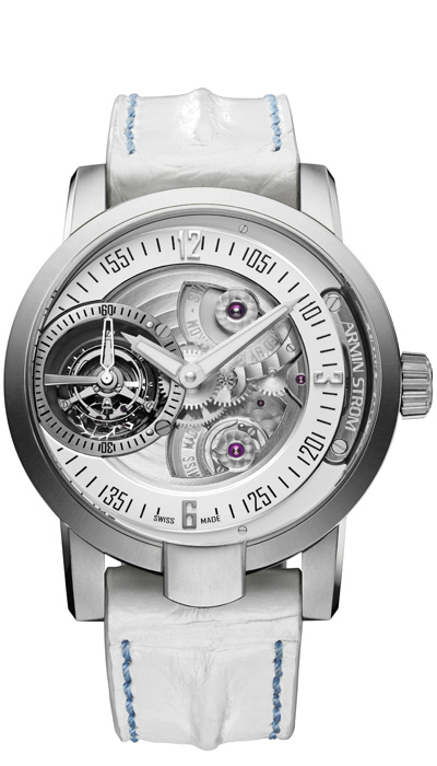 Armin Strom - Tourbillon Gravity Air