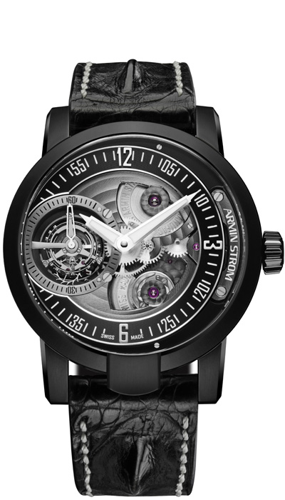 Armin Strom - Tourbillon Gravity Earth