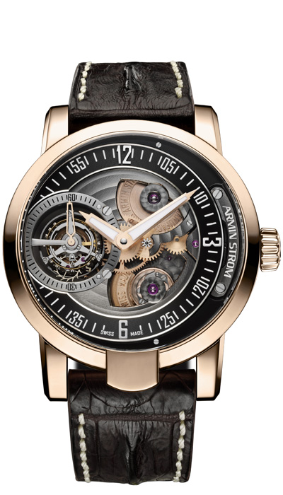 Armin Strom – Tourbillon Gravity Fire