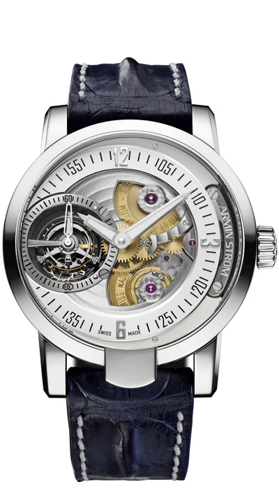 Armin Strom - Tourbillon Gravity Water