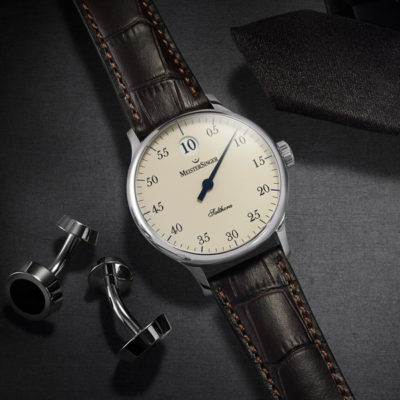 Salthora Jumping Hour - SH903, 40mm