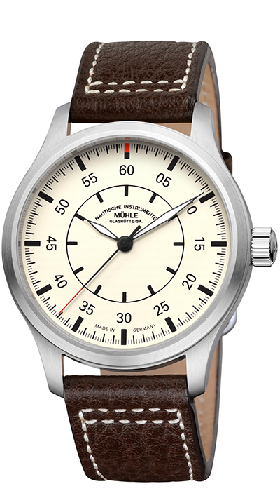 MÜHLE - Terrasport I Beobachter cream dial M1-37-37-4-LB