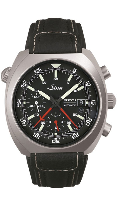 140 St Space Chronograph