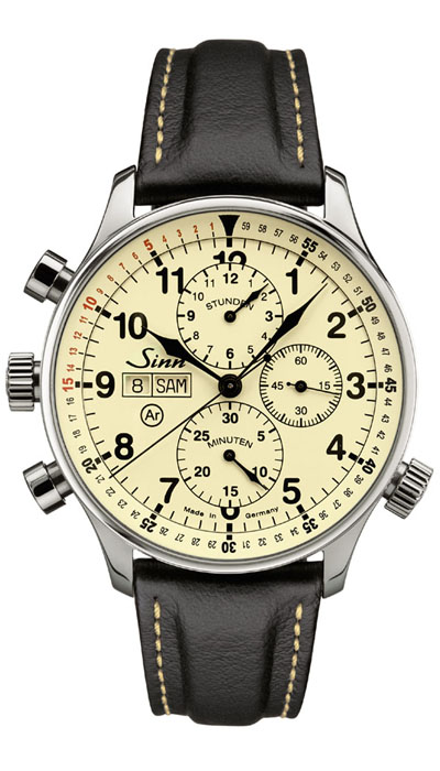 917 Rally Chronograph