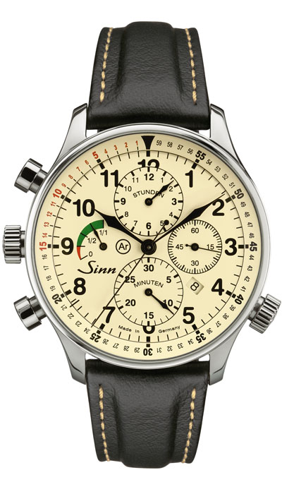 917 GR Rally Chronograph