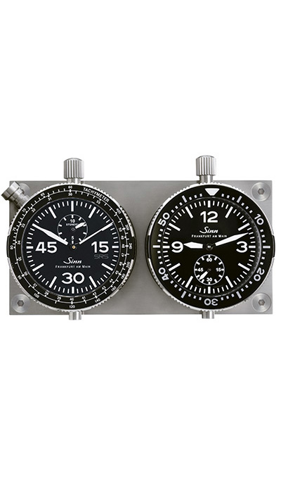 Set of Dashboard Clocks - 2er