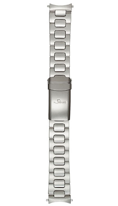 Stainless steel band, pearl blasted (U1, U2, UX)