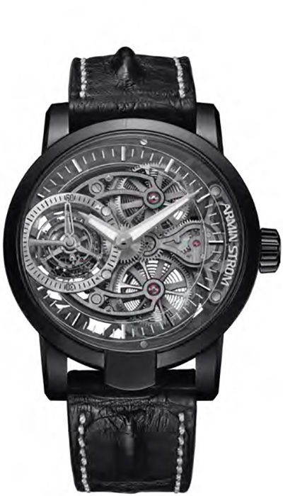 Armin Strom – Tourbillon Skeleton Earth