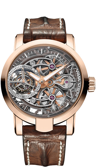 Armin Strom – Tourbillon Skeleton Fire