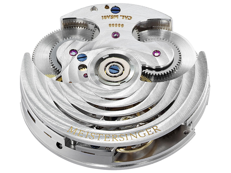 Circularis Automatic CC907, 43mm
