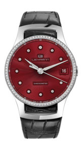 Intemporal Diamonds Ladies Red