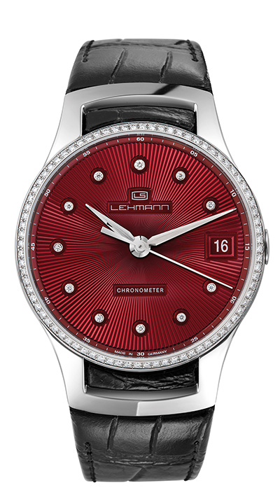 Intemporal Diamonds Ladies LS0003-005-01-060404-05D