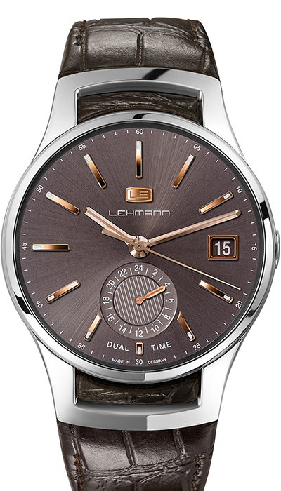 Intemporal Dual Time LS-0006-006-01-010303-03